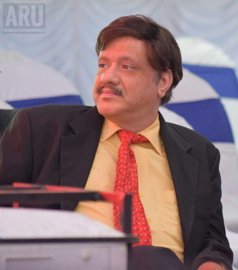 Dr. Prof. B.S. Nagendra Parashar